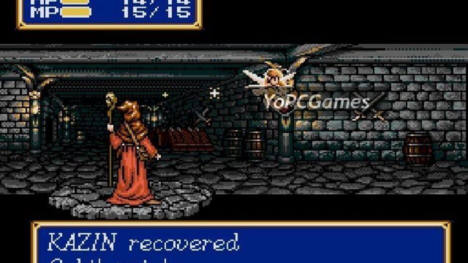 shining force ii screenshot 4