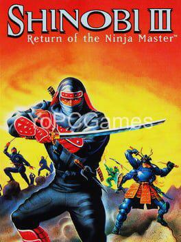 shinobi iii: return of the ninja master pc