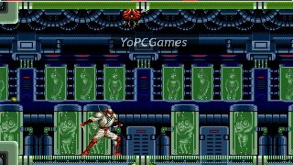 shinobi iii: return of the ninja master screenshot 1