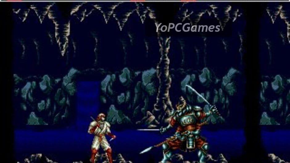 shinobi iii: return of the ninja master screenshot 2