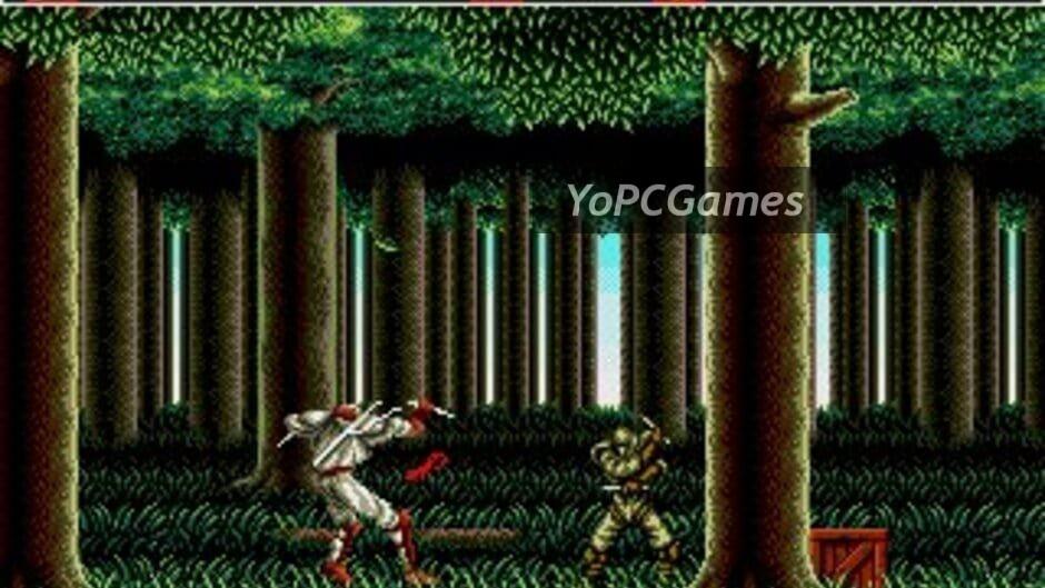 shinobi iii: return of the ninja master screenshot 3