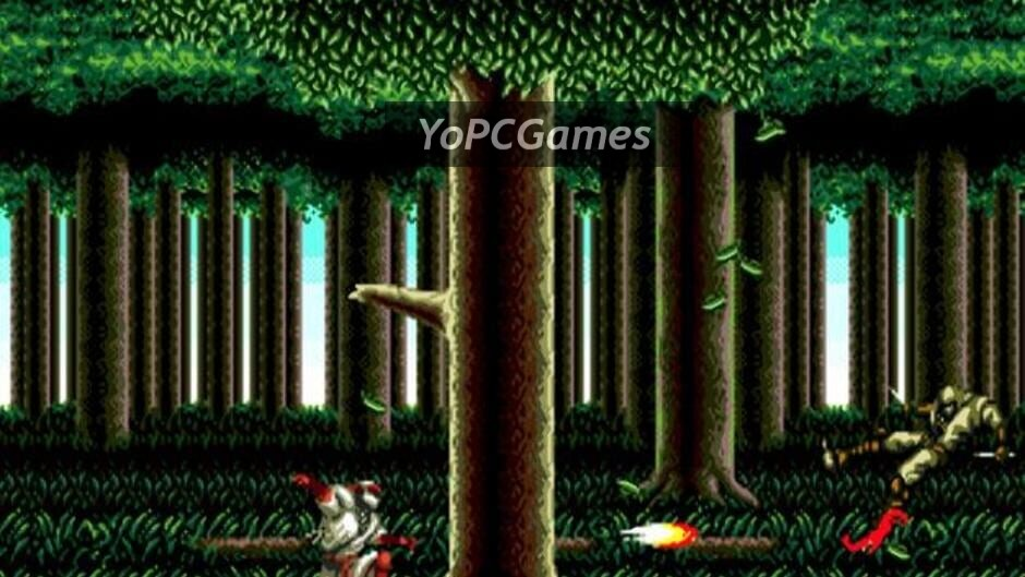 shinobi iii: return of the ninja master screenshot 4