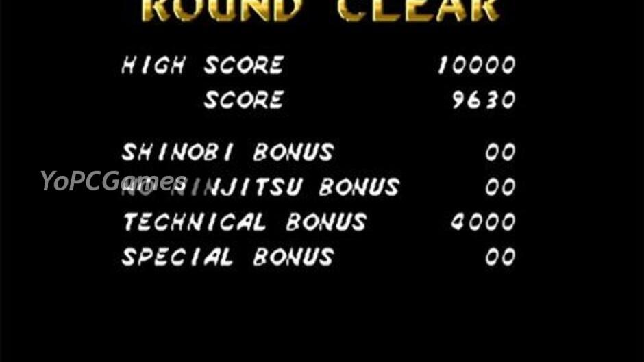 shinobi iii: return of the ninja master screenshot 5