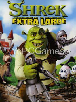 shrek extra large pc game