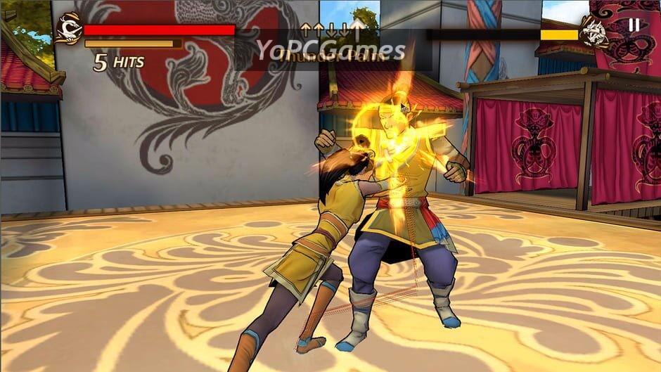 shuyan saga screenshot 1