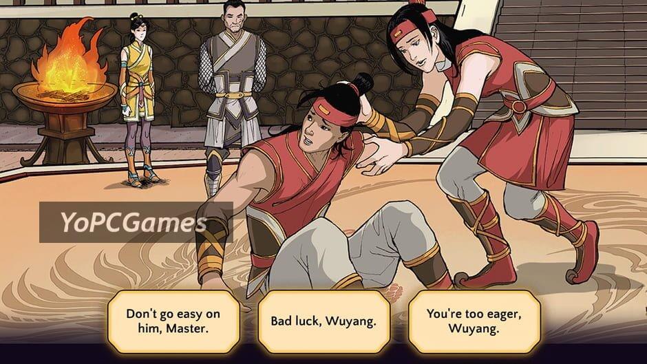 shuyan saga screenshot 4