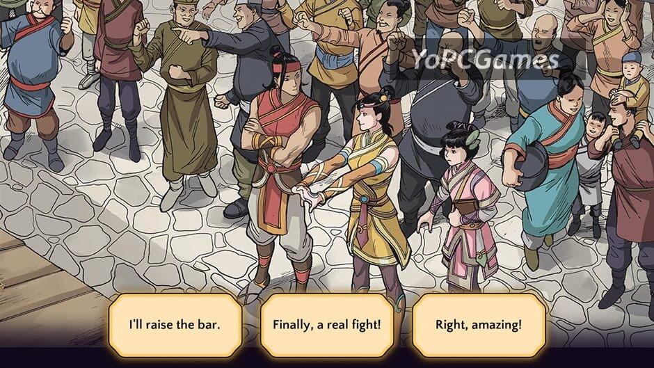 shuyan saga screenshot 5