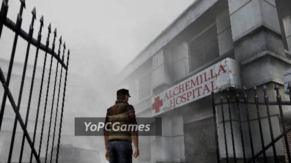 silent hill: origins screenshot 4