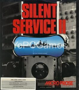 silent service ii game