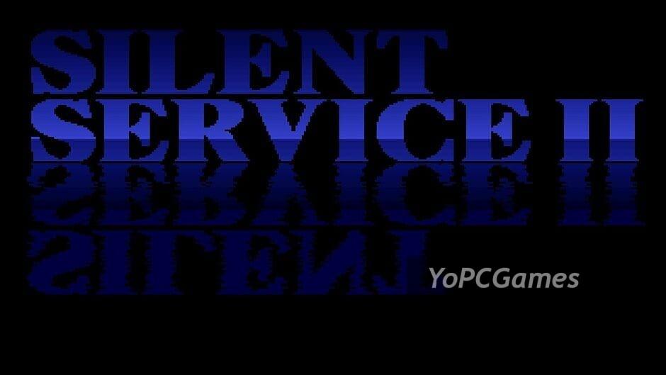 silent service ii screenshot 1