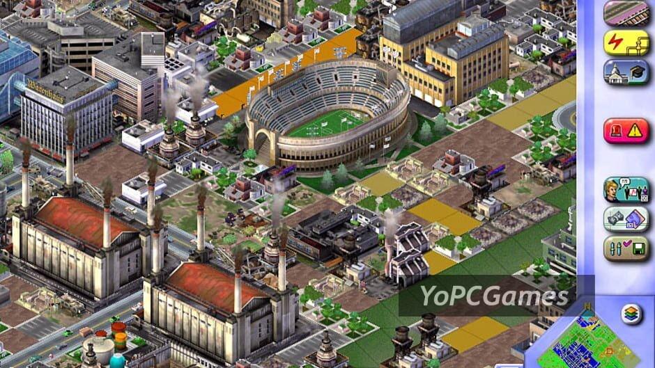 simcity 3000 screenshot 1