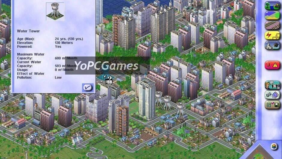 simcity 3000 screenshot 2