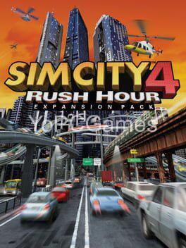 simcity 4: rush hour cover