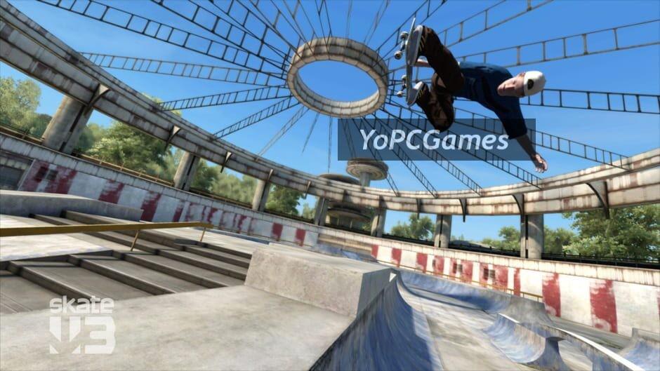 skate 3 screenshot 5