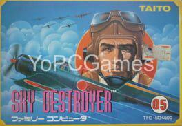 sky destroyer poster