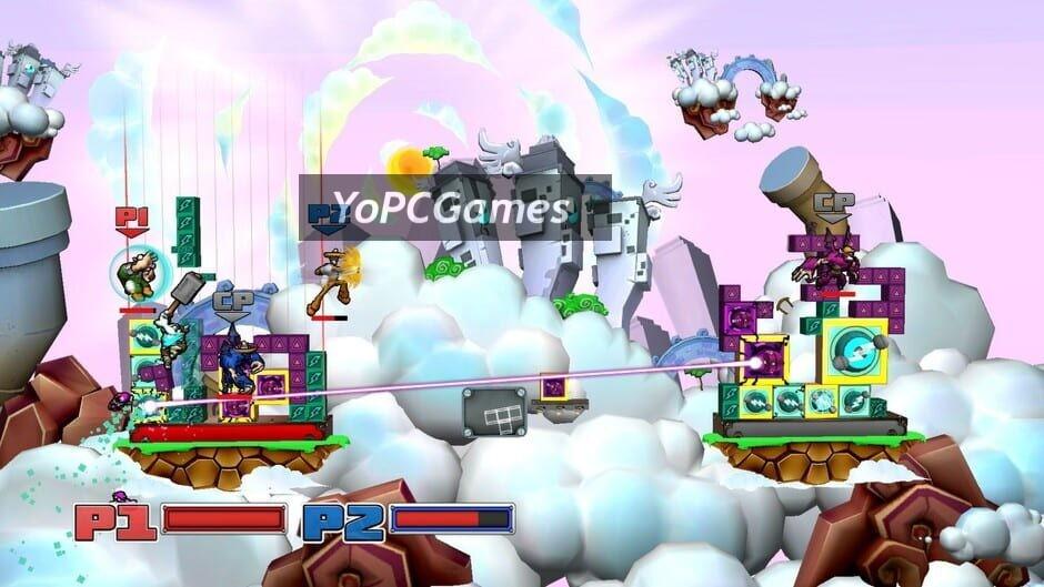 slam bolt scrappers screenshot 3