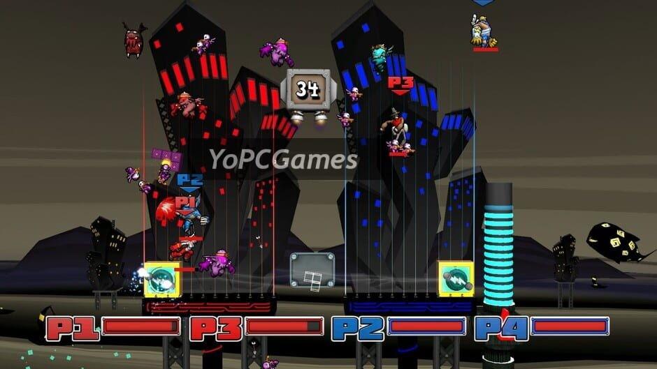 slam bolt scrappers screenshot 4