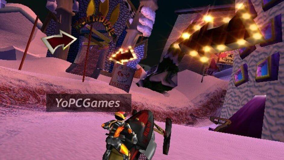 sled storm screenshot 1