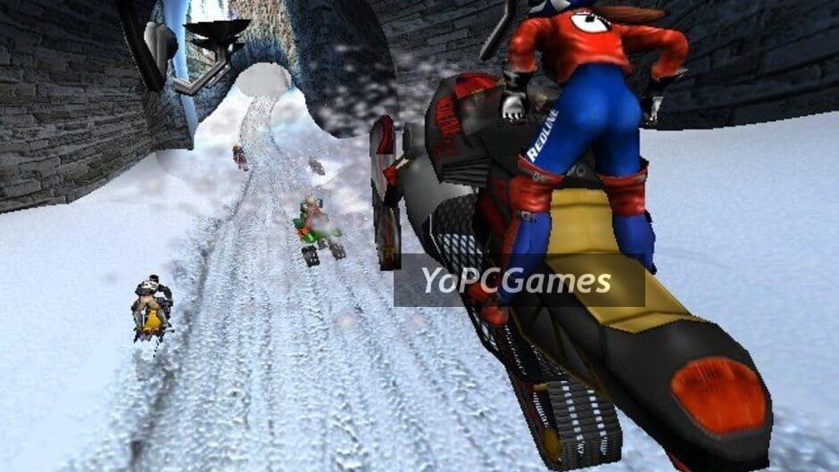 sled storm screenshot 2