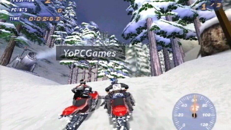 sled storm screenshot 3
