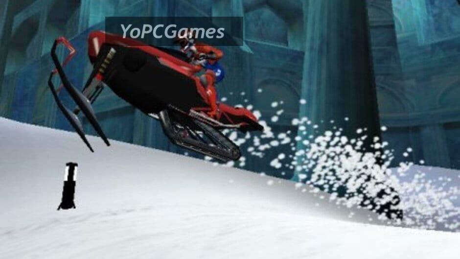 sled storm screenshot 4