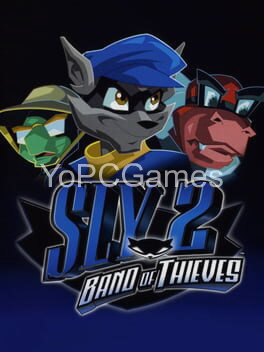 sly 2: band of thieves pc
