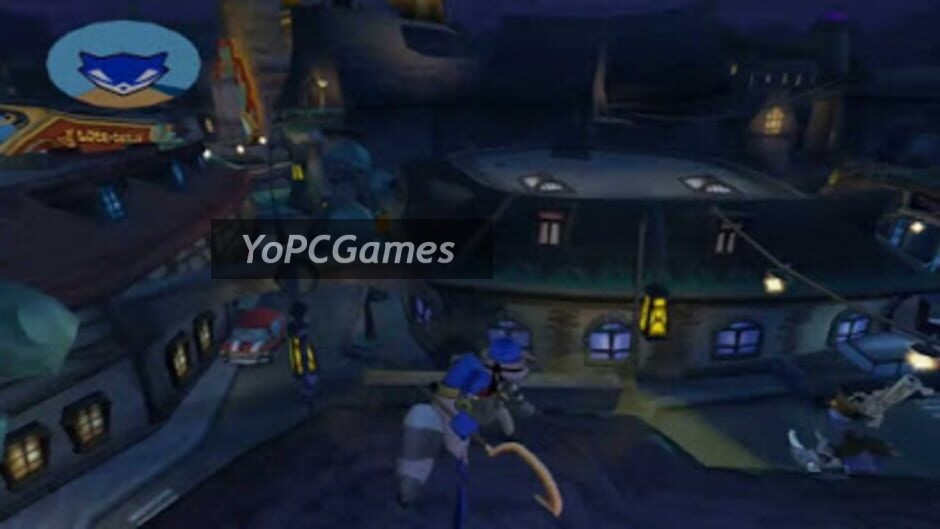 sly 2: band of thieves screenshot 2
