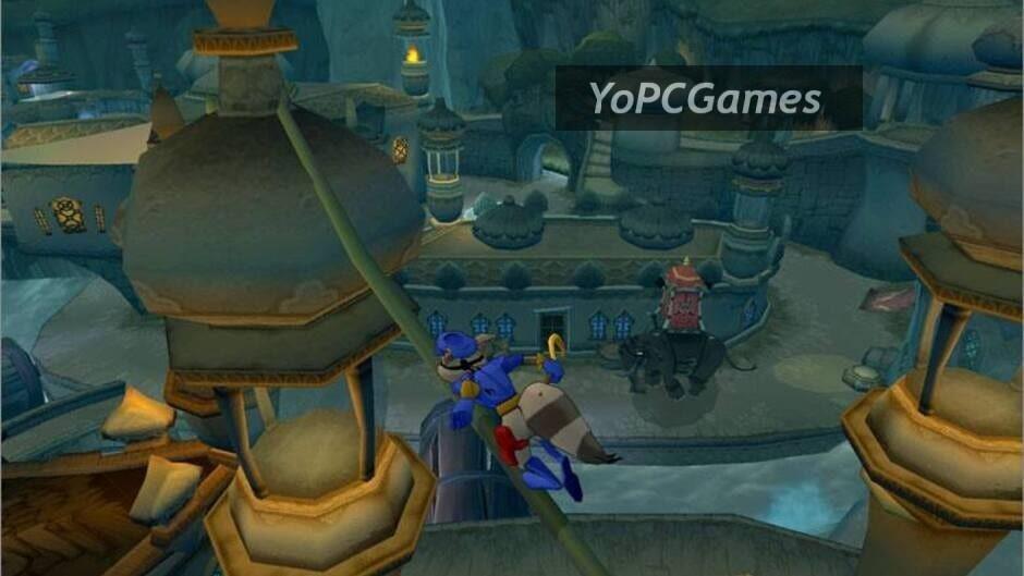 sly 2: band of thieves screenshot 4