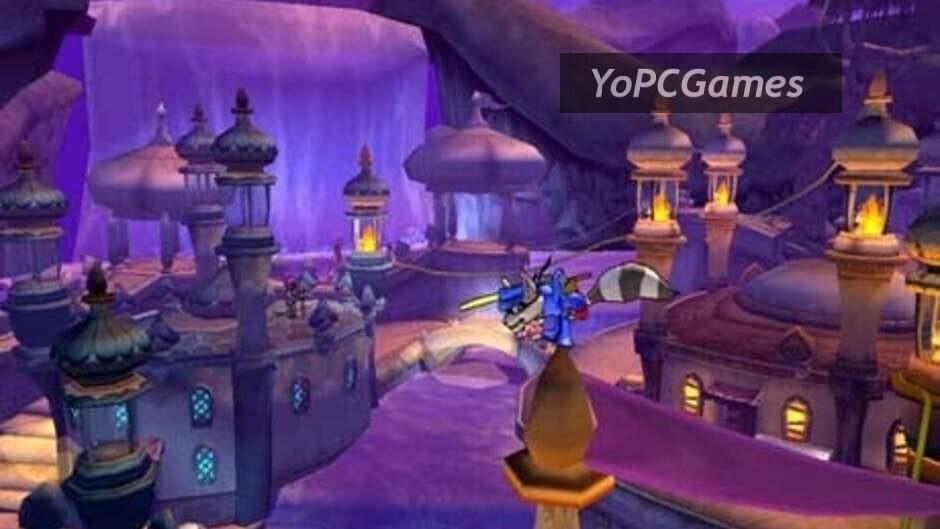 sly 2: band of thieves screenshot 5