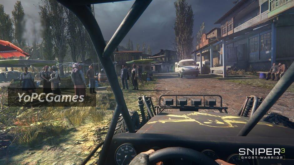 sniper: ghost warrior 3 screenshot 1
