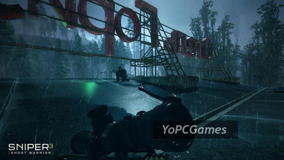 sniper: ghost warrior 3 screenshot 2