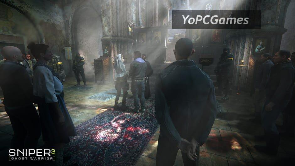 sniper: ghost warrior 3 screenshot 3