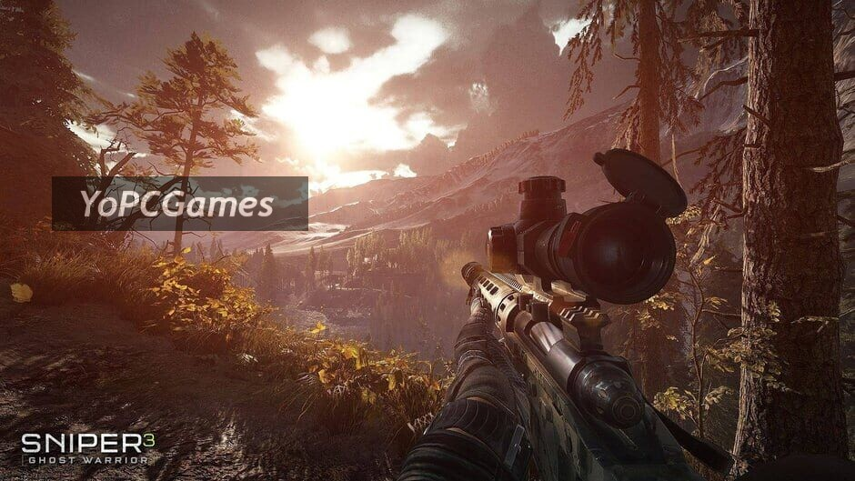 sniper: ghost warrior 3 screenshot 5