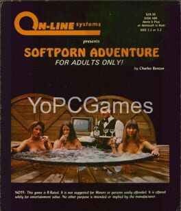 softporn adventure pc game