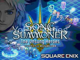 song summoner: the unsung heroes poster