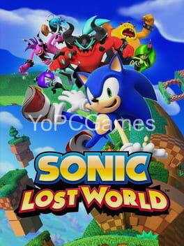 sonic lost world for pc
