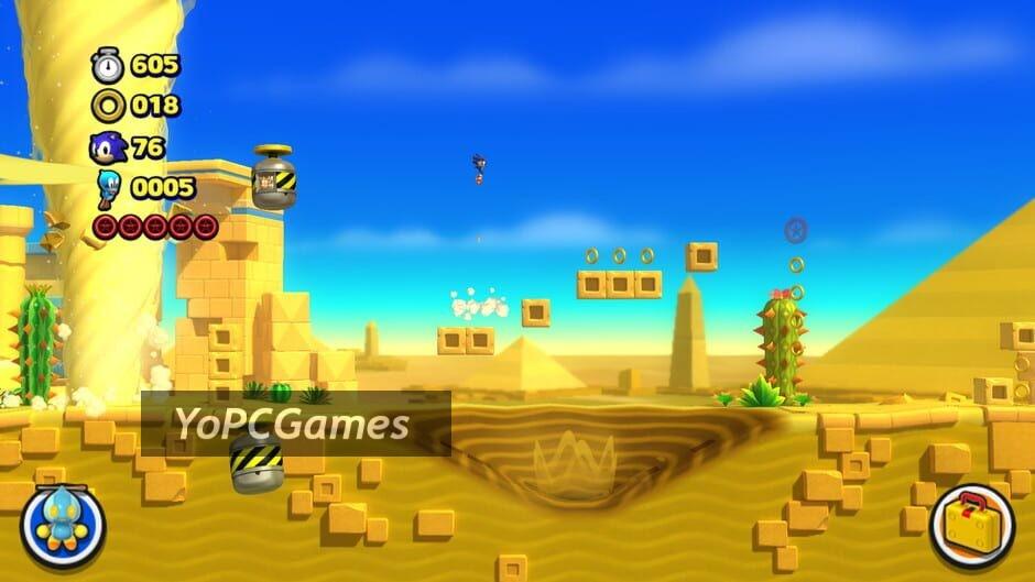 sonic lost world screenshot 3