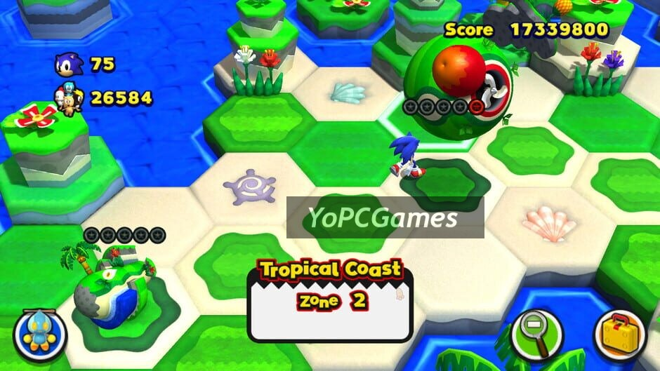 sonic lost world screenshot 5