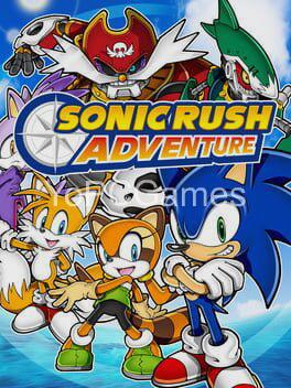 sonic rush adventure game