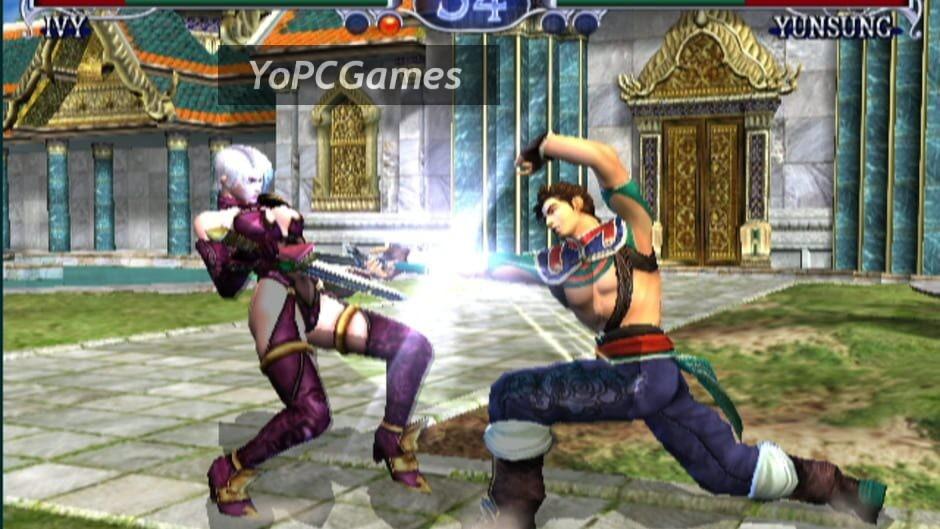 soulcalibur ii screenshot 3