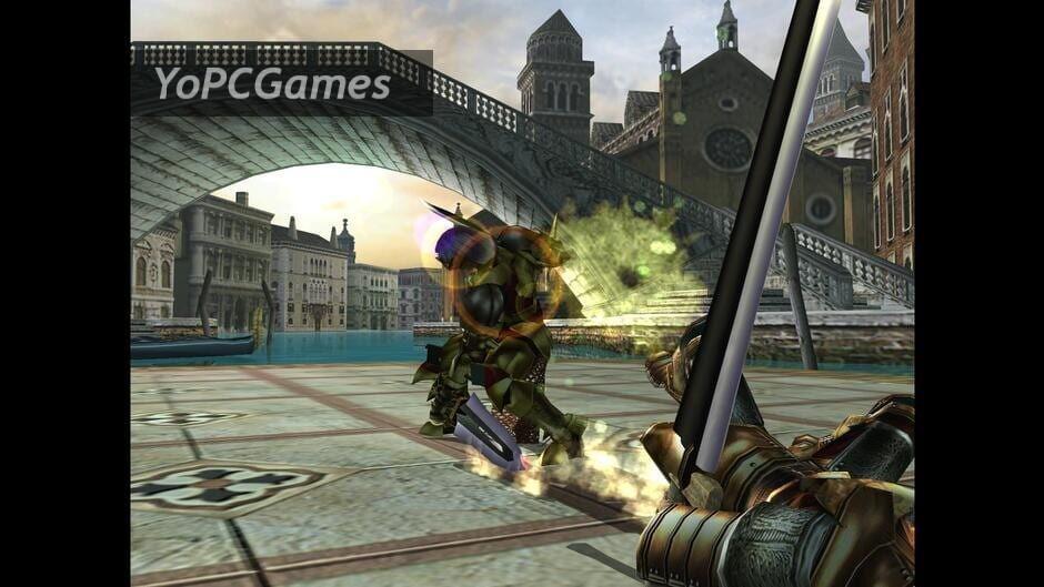 soulcalibur screenshot 1