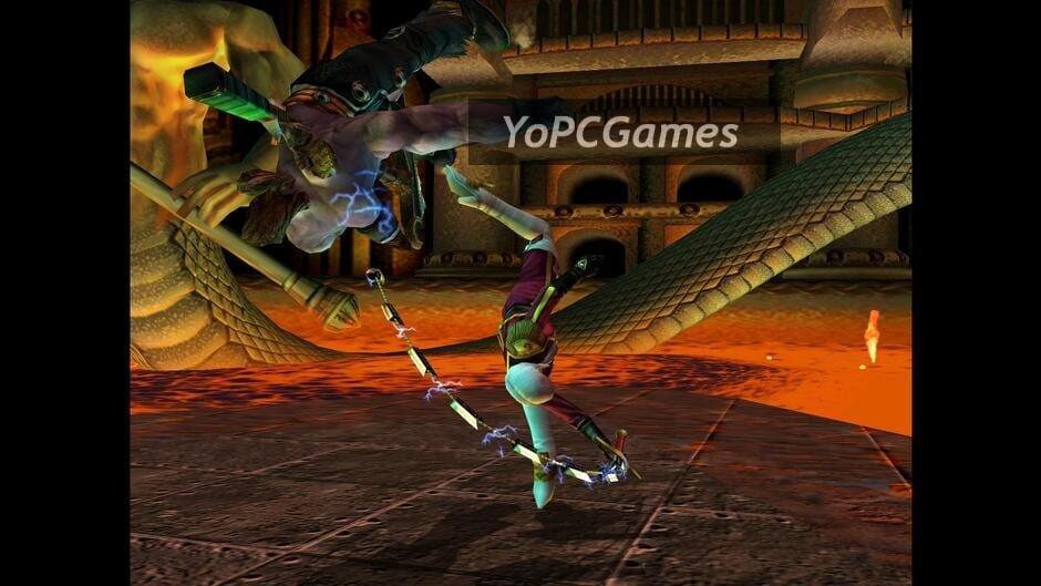 soulcalibur screenshot 2