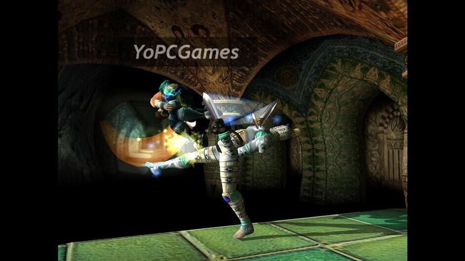 soulcalibur screenshot 3