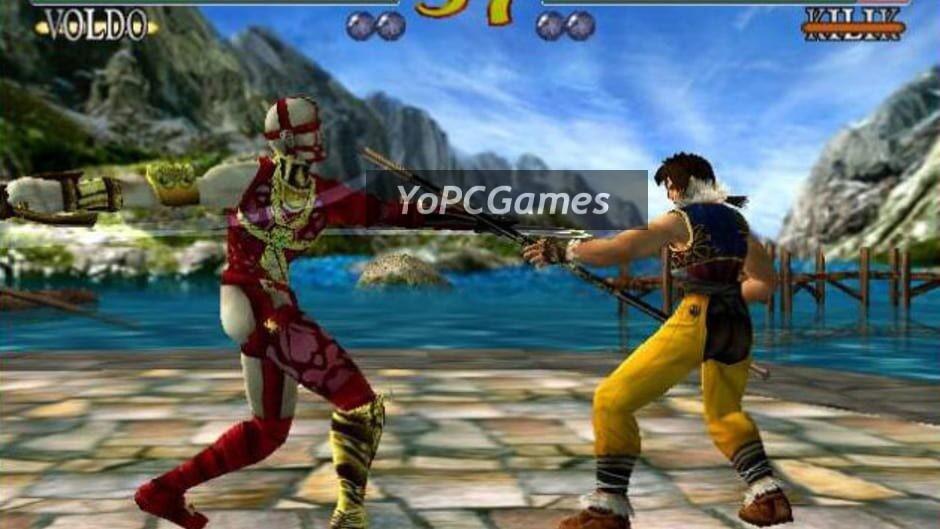 soulcalibur screenshot 4