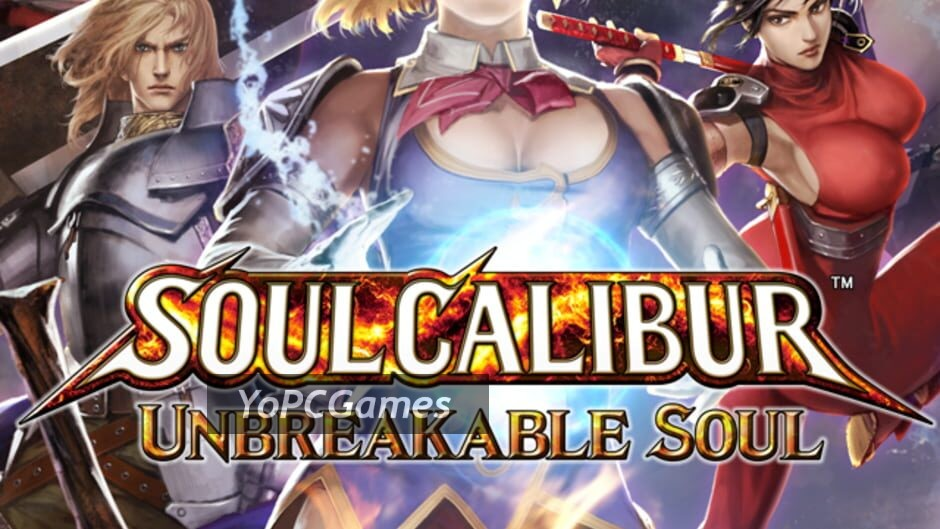 soulcalibur: unbreakable soul screenshot 2
