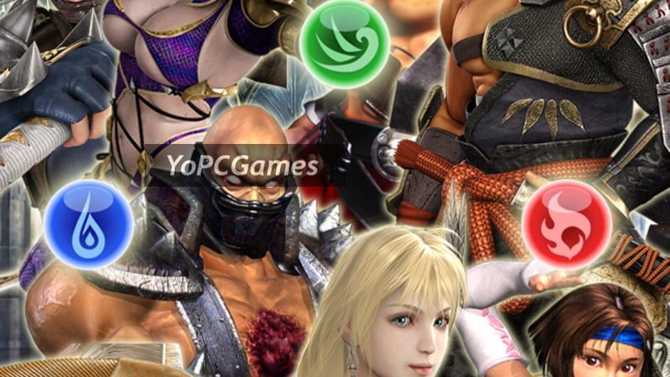 soulcalibur: unbreakable soul screenshot 4