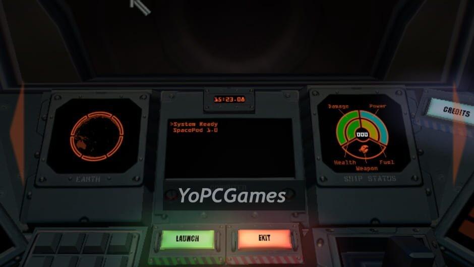 spacepod screenshot 1