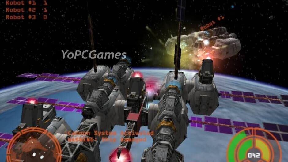 spacepod screenshot 3