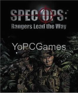 spec ops: rangers lead the way game