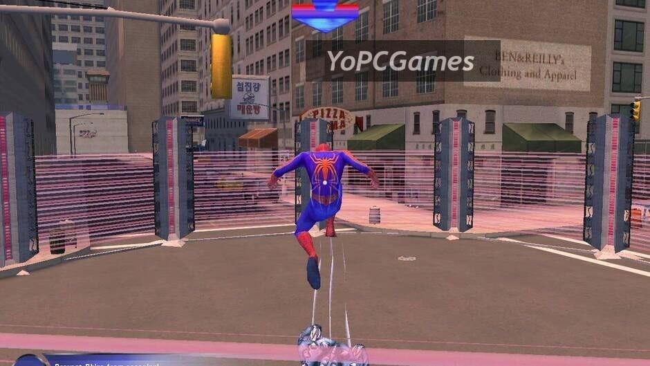 spider-man 2 screenshot 2